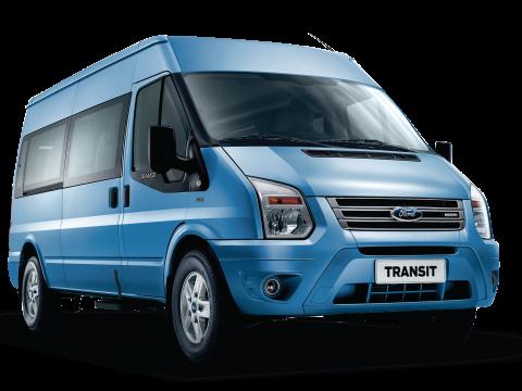 Transit tiêu chuẩn SVP – Gói trang bị thêm 2021